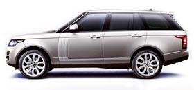 Land Rover Range Rover GCAT 2013